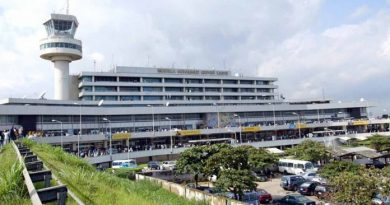 Murtala Muhammed Lagos Airport Shut Down As Crippled Plane Blocks Runway